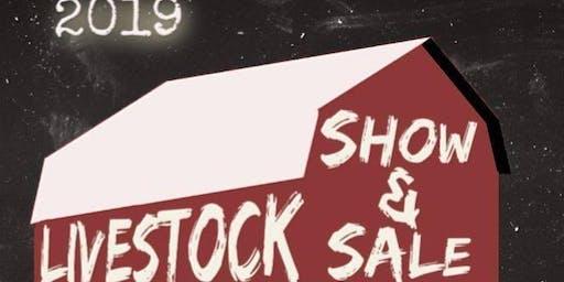 Doddridge County 4-H and FFA Livestock Show and Sale