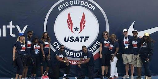 USATF Alumni Bowling Fundraiser Tournament