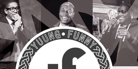 Yunng Funny Comedy SHOW CASE tickets