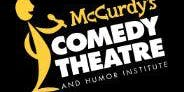 SALE!! McCurdy's Comedy Club
