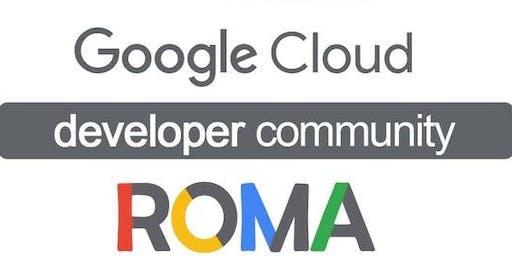 Google Cloud Developer Community Meetup - Service Mesh and IoT Data Architecture on GCP #AperiTech