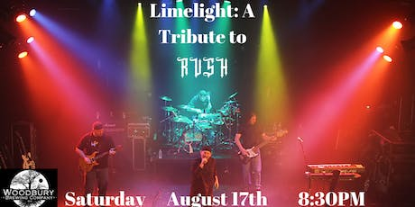 Limelight: A Tribute to Rush tickets