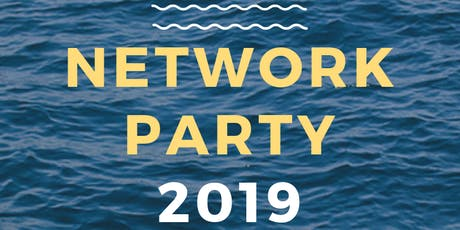 Boat Adventure Network Party 2019 tickets