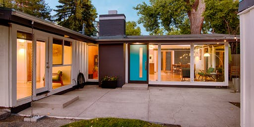 Harvey Park Modern Home Tour + Talk: Saturday, August 17th