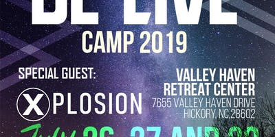 Be-Live Camp 2019