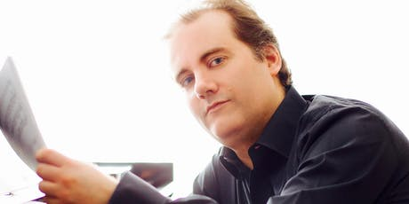 2019 Master Series: Pianist Josu de Solaun (Spain) tickets