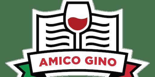 Amico Gino Presents Vino and Lingo @ Uncorked!