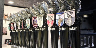Yoga + Flight at Sprecher Tap Room