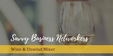 Wine & Unwind Mixer tickets