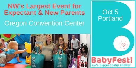 BabyFest! Portland's Biggest Baby Shower tickets