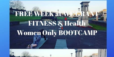 FREE 4 Day TRIAL of Walthamstow's Women ONLY Early Morning Fitness Class tickets
