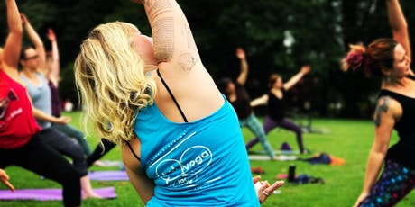 Free Yoga at Cathedral Park tickets