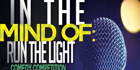 The Hideout Comedy Lounge: Run the Light Competition August tickets
