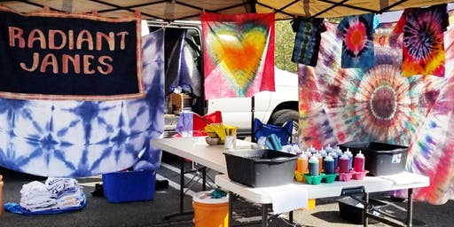 Reuse, Revive, Relove Tie-Dye (FREE!)
