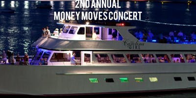 2nd Annual Money Moves Yacht Concert