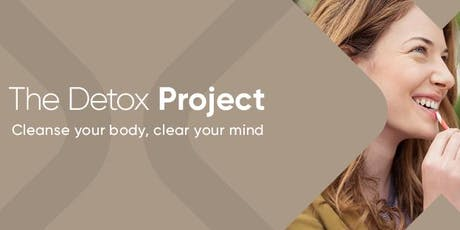 The Detox Project tickets