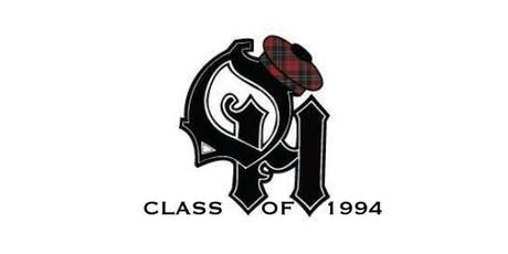25th Reunion for Oak Hills High School Class of '94 tickets