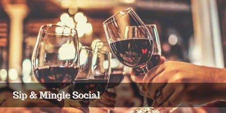 Sip & Mingle Social tickets