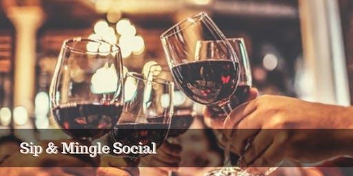 Sip & Mingle Social