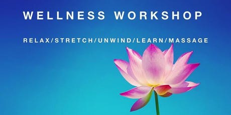 Wellness Workshop with Angela Scott tickets