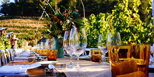 2019 Summer Winemaker's Dinner at Twelve Oaks Estate