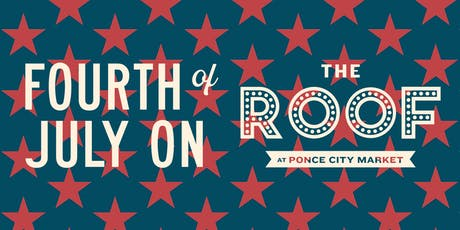 Fourth of July Rooftop Bash tickets