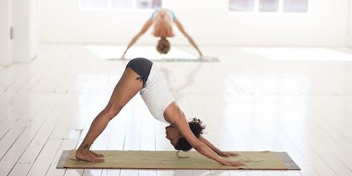 International Yoga Day with Saje x CorePower
