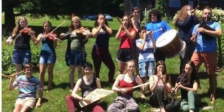 Village Harmony Teen Touring Camp III tickets