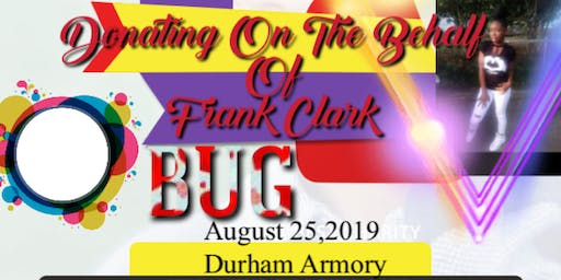 BCMAS SUPPORT FOR FRANK CLARK (bug)