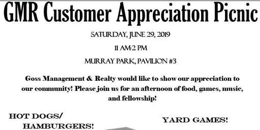 GMR Customer Appreciation Picnic