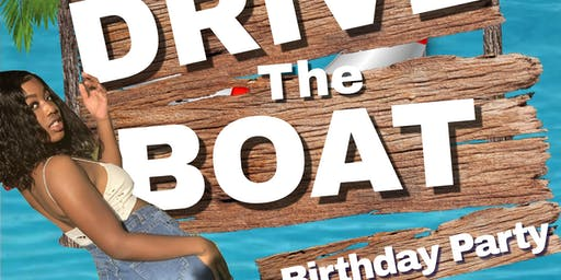 Porthia's 20th Birthday Party (Drive the Boat Edition)