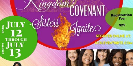 Kingdom Covenant Sisters Ignite tickets