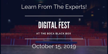 Digital Fest tickets