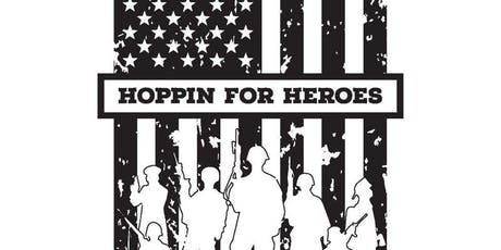 Hoppin' for Heroes 9 tickets