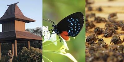Bats, Bees and Butterflies Reception