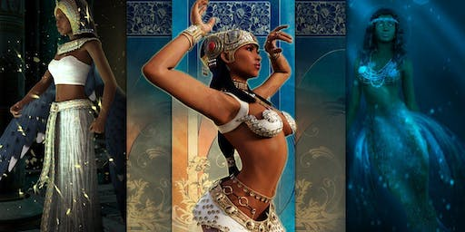 Goddess and Queen Sensual Belly Dance Workshop (Early Bird Special)