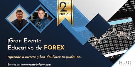 ¡Aprende a Invertir! Evento Educativo de Forex. tickets