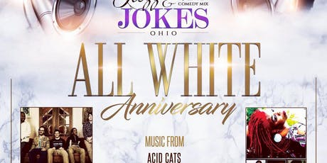 """ALL OHIO """"ALL WHITE"""" DAY PARTY tickets"""