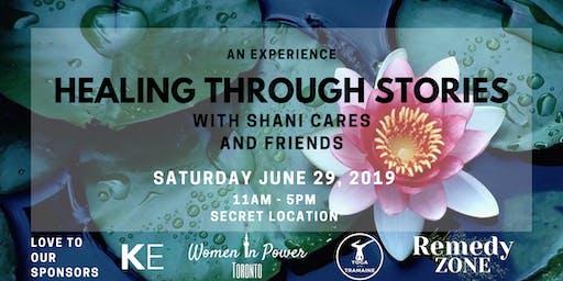 An Experience: Healing Through Stories