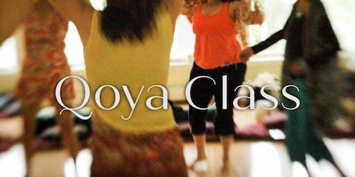 2 PM Qoya Class (Yoga + Dance + Freedom!)