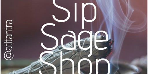 Sip, Sage & Shop