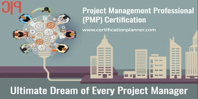 Project Management Professional (PMP) Course in Palo Alto (2019)