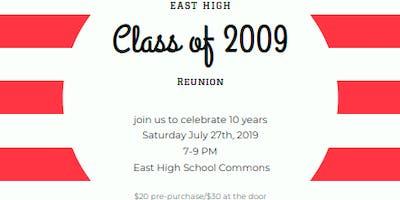 2009 Class Reunion
