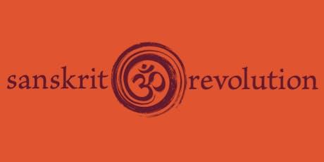 Sanskrit Revolution for Life Time Yoga Teachers and Members/Friends tickets