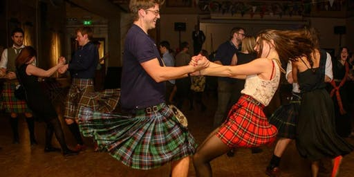 Ceilidh Dance Party