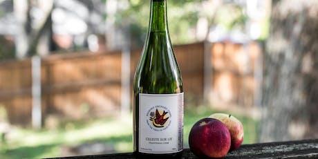 Taste With the Cider Maker: Redbyrd Orchard Cider featuring Celeste Sur Lie tickets