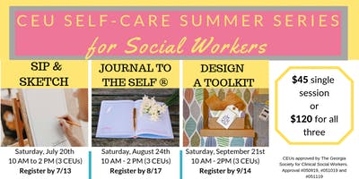 CEU Self-Care Summer Series