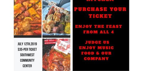 1st Annual Seafood Feast tickets