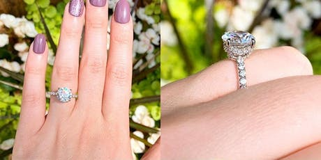 Summer Engagement Ring And Wedding Band Event: Knoxville Location  tickets