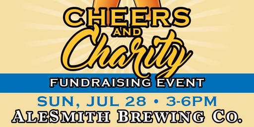 Cheers and Charity Fundraising Party at AleSmith Brewery